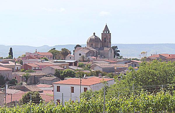 Panorama Villanovafranca