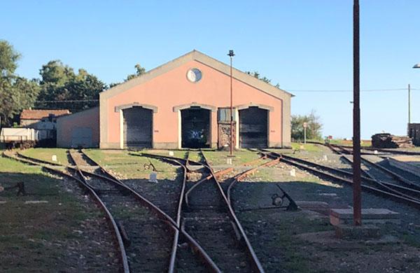 Stazione Ferroviaria Mandas
